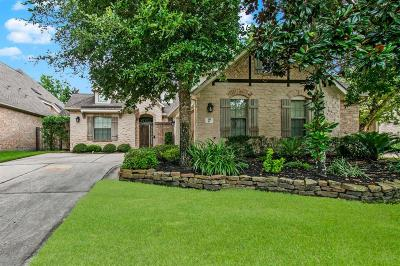 The Woodlands TX Single Family Home For Sale: $394,900
