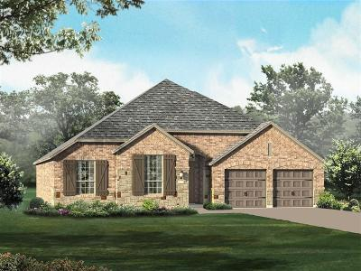 Katy TX Single Family Home For Sale: $350,990