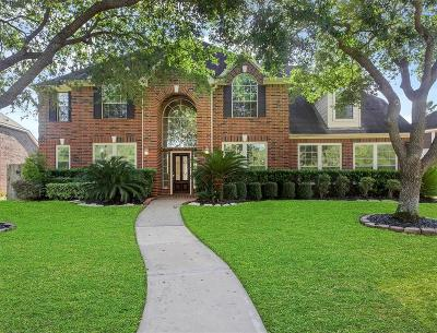 Sugar Land Single Family Home For Sale: 4034 Angel Springs Drive