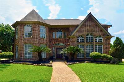 Katy Single Family Home For Sale: 20615 Chadbury Park Drive