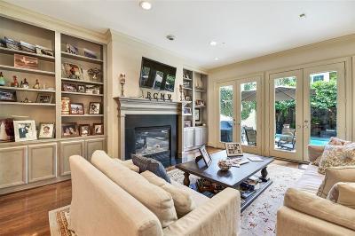 Houston Single Family Home For Sale: 1721 Brun Street