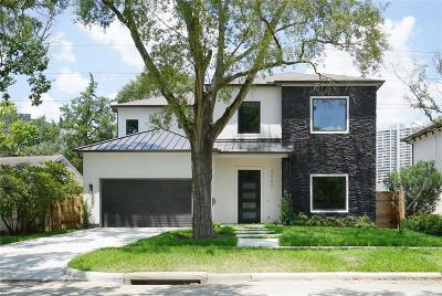 Houston Single Family Home For Sale: 3802 Childress Street