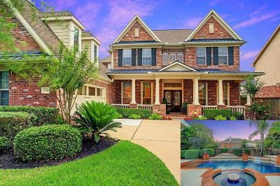 Katy Single Family Home For Sale: 23418 Trophy Lane