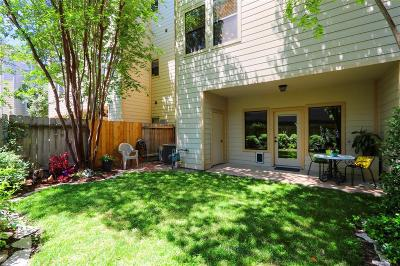 Condo/Townhouse For Sale: 1811 Stacy Falls