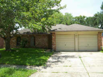 Friendswood Single Family Home For Sale: 2406 Farriers Bend Drive
