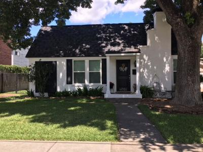 Houston Single Family Home For Sale: 6026 Charlotte Street