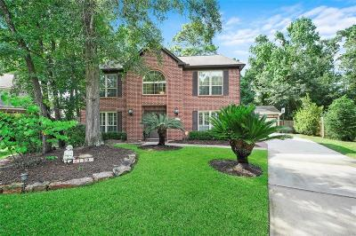 The Woodlands Single Family Home For Sale: 129 N Rainbow Ridge Circle