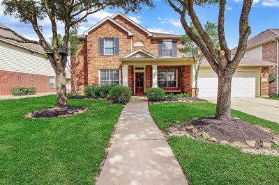 Katy Single Family Home For Sale: 23422 Whispering Wind