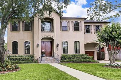 Meyerland Single Family Home For Sale: 8626 Prichett Drive