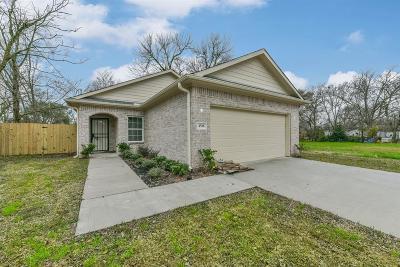 Houston Single Family Home For Sale: 4518 Stassen Street
