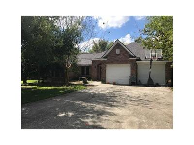 La Porte Single Family Home For Sale: 11710 E Milam Drive