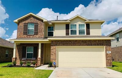 Texas City Single Family Home For Sale: 2509 Pearl Court