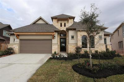 Tomball Single Family Home For Sale: 13406 Tumbling River
