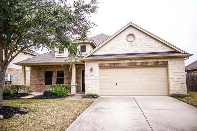 Rosenberg Single Family Home For Sale: 6118 Carnaby Lane