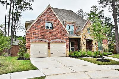 Humble Single Family Home For Sale: 13422 Beall Woods Lane
