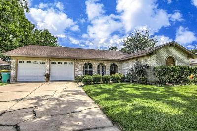 Pearland Single Family Home For Sale: 4805 W Plum Street