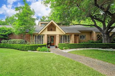Spring Single Family Home For Sale: 2 Wild Oak Circle