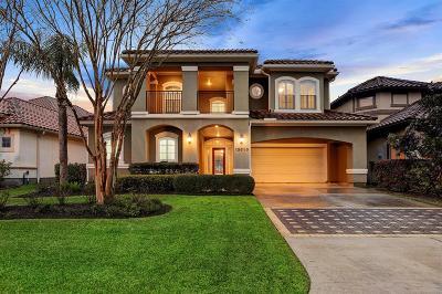 Houston Single Family Home For Sale: 13610 Morgan Creek