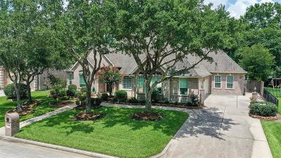 Houston Single Family Home For Sale: 14130 Chartley Falls Dr Drive