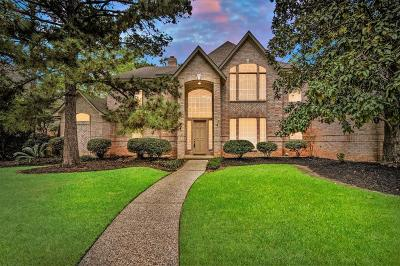 Kingwood Single Family Home For Sale: 5603 Beaver Lodge Drive