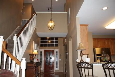 The Woodlands Single Family Home For Sale: 55 Millport Drive