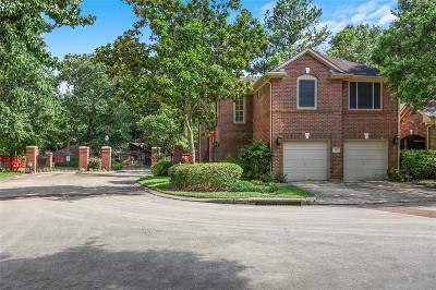 Kingwood Single Family Home For Sale: 3115 Brownstone Court