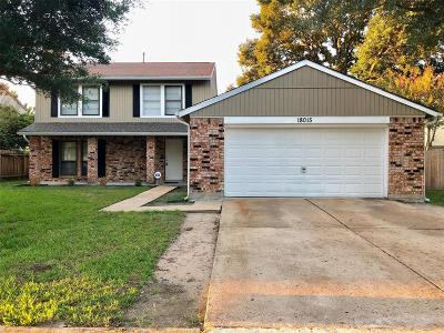 Katy Single Family Home For Sale: 18015 Autumn Hills Drive