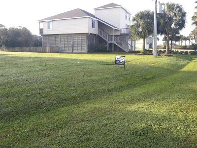 Galveston Residential Lots & Land For Sale: 3526 Foremast Drive