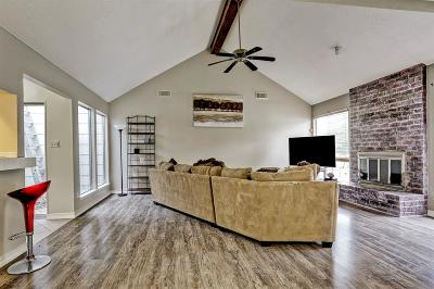 Houston Single Family Home For Sale: 11411 Olympia Drive