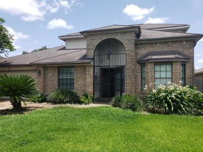 Houston Single Family Home For Sale: 7534 Eight Willows Road