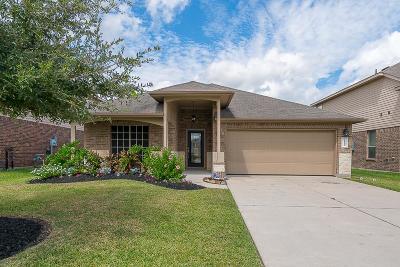 League City Single Family Home For Sale: 3112 Cambridge Meadows Lane