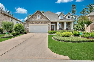 The Woodlands TX Single Family Home For Sale: $367,990