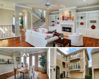 Houston Condo/Townhouse For Sale: 3316 W Dallas Street