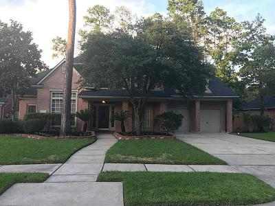 Cypress Single Family Home For Sale: 14210 Spyglen Lane