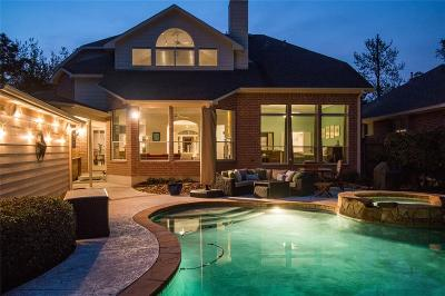 The Woodlands Single Family Home For Sale: 10 White Wing