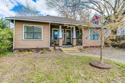 Houston Single Family Home For Sale: 308 Northwood Street