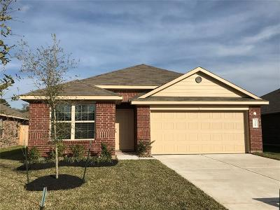 Tomball Single Family Home For Sale: 23618 Shortleaf Pine