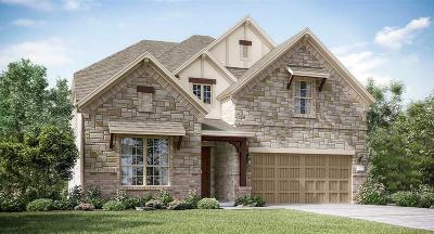 Fulshear Single Family Home For Sale: 28127 Long Mill Lane