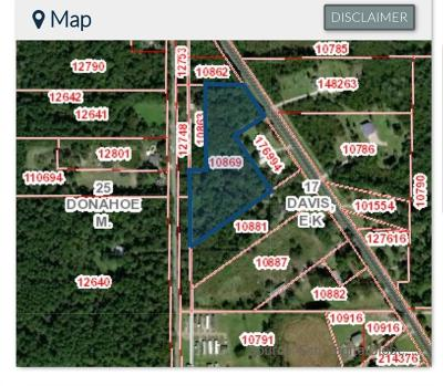 Residential Lots & Land For Sale: Fm 2518 Road