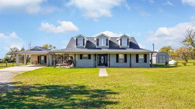 Navasota Farm & Ranch For Sale: 15384 Highway 6