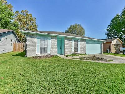 La Porte Single Family Home For Sale: 4926 Valley View Drive