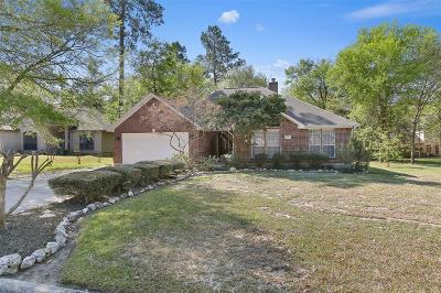 Willis Single Family Home For Sale: 14763 Antares Drive