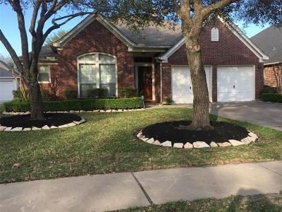 Katy Single Family Home For Sale: 5303 Windcrest Court