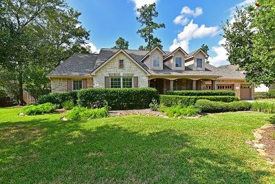 The Woodlands Single Family Home For Sale: 99 Millsap Circle