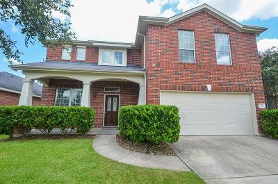 Rosenberg Single Family Home For Sale: 7519 Summerdale Drive