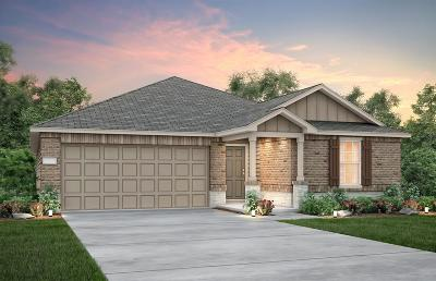 Conroe Single Family Home For Sale: 2111 Lost Timbers Drive