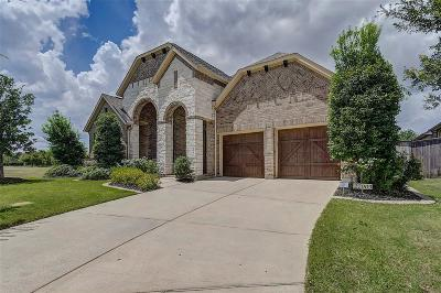 Katy Single Family Home For Sale: 27003 Franklin Park Drive