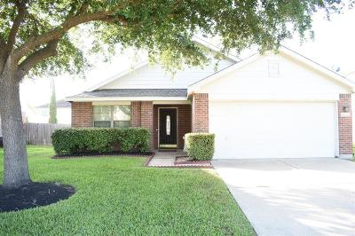 Katy Single Family Home For Sale: 21235 Bending Green Way