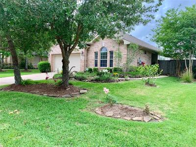 Pearland Single Family Home For Sale: 1221 N Riviera Circle