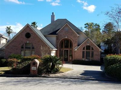 Single Family Home For Sale: 3818 Windswept Drive